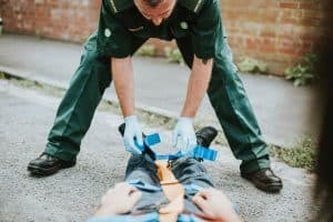 Expanded First Aid Training Program